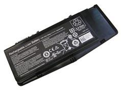 Dell W075 battery