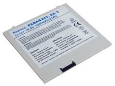 Toshiba AT105-T108 Tablet PC battery